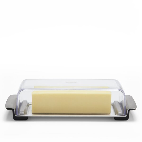 Good Grips Stainless Steel Butter Dish by OXO