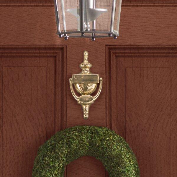 Traditional Urn Door Knocker by Michael Healy Designs