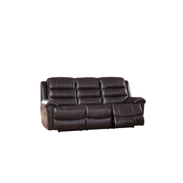 Lorretta Reclining Sofa by Red Barrel Studio