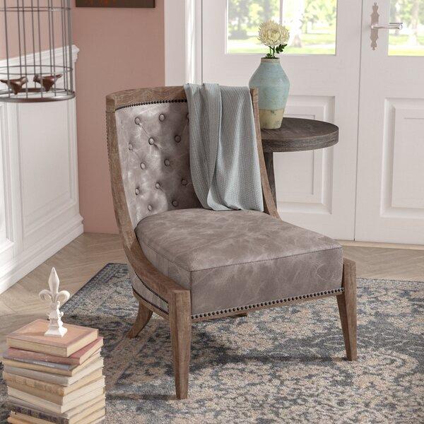Fondulac Slipper Chair