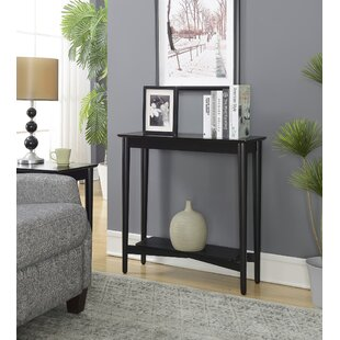 Ali Wood Console Table