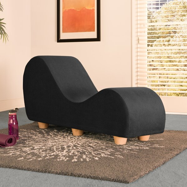 Dilys Yoga Chaise Lounge By Latitude Run