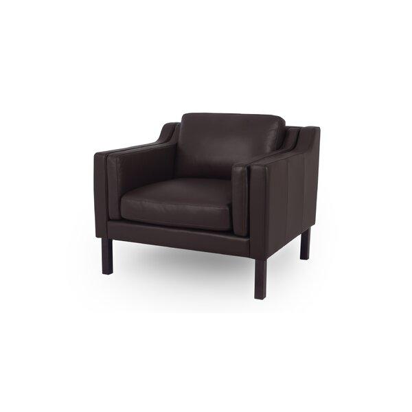 Rolando Mid-Century Club Chair by Corrigan Studio