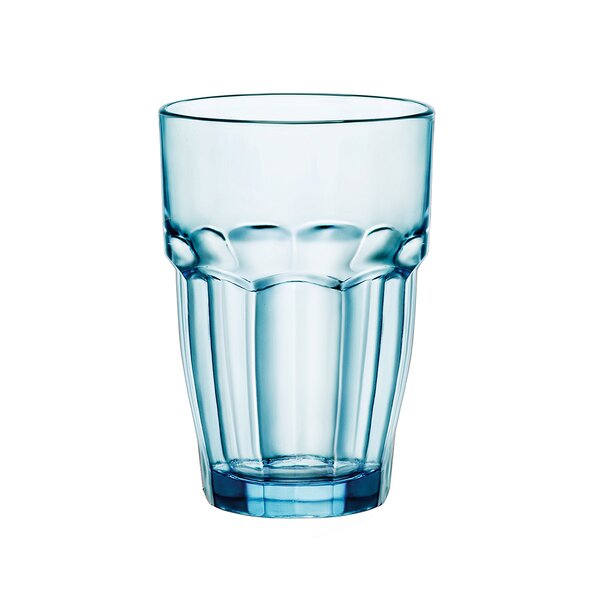 Brunson Lounge Long 12.5 Oz. Highball Glass (Set of 6) by Mint Pantry
