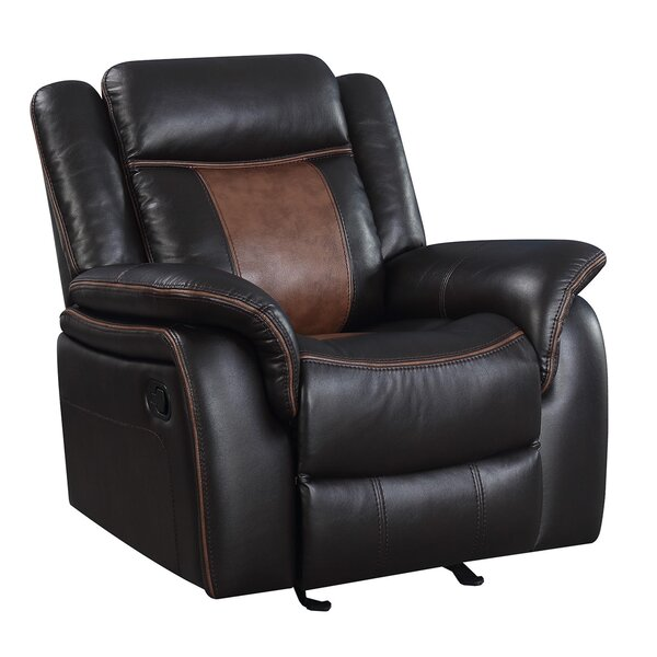 Monica Manual Recliner [Red Barrel Studio]