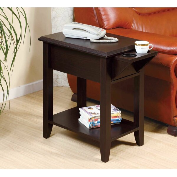 Tollett Chairside End Table With Storage By Red Barrel Studio
