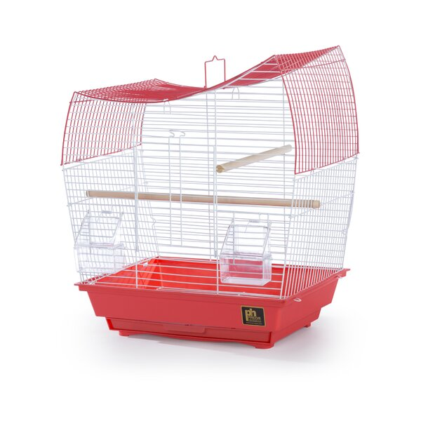 Zoe Wave Top Bird Cage by Archie & Oscar