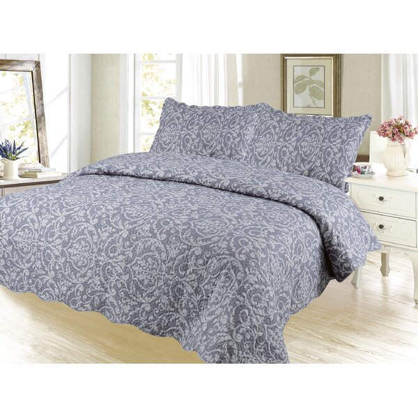 Milesburg Quilt Set by Alcott Hill