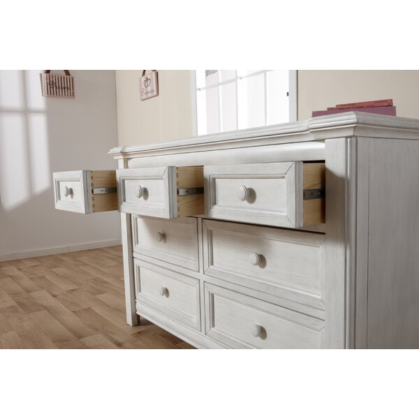 Manervia 7 Drawer Dresser by Harriet Bee