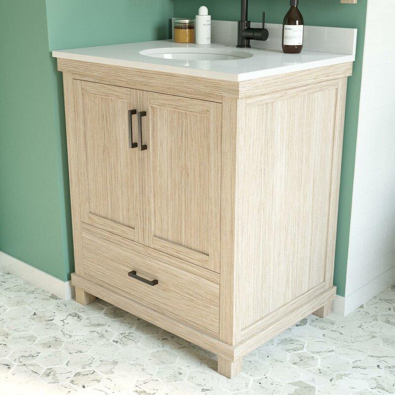 """Norfolk 30"""" Single Bathroom Vanity"""