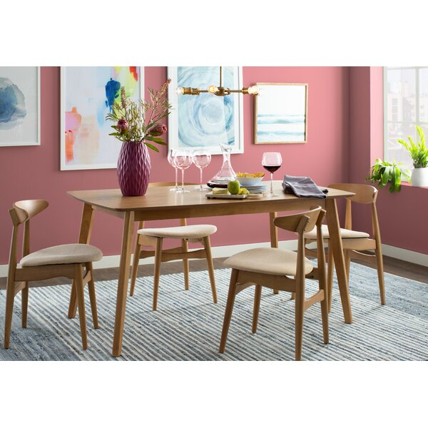 Caro 5 Piece Dining Set by Modern Rustic Interiors