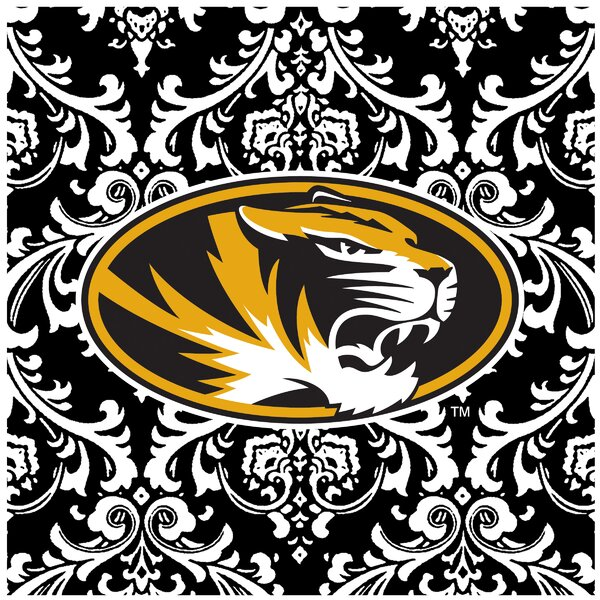 University of Missouri Square Occasions Trivet by Thirstystone