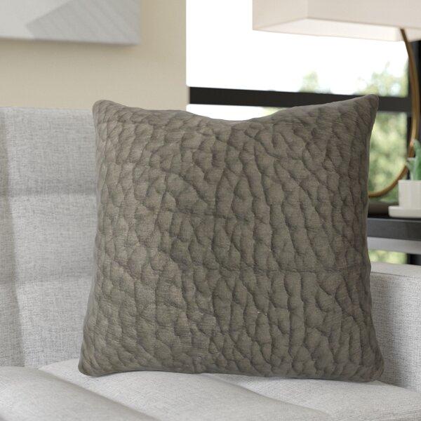 Potashnick Luxury Throw Pillow by Orren Ellis