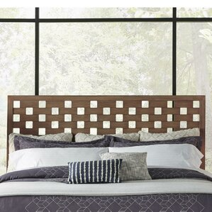 Lyons Open-Frame Headboard by August Grove