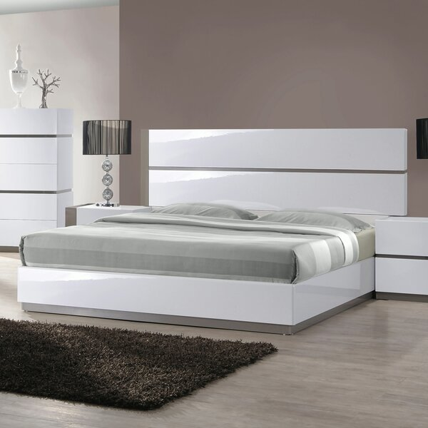 Yanga Platform Bed by Orren Ellis