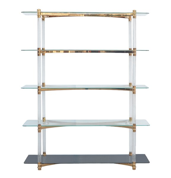 Varossi Standard Bookcase by RMG Fine Imports