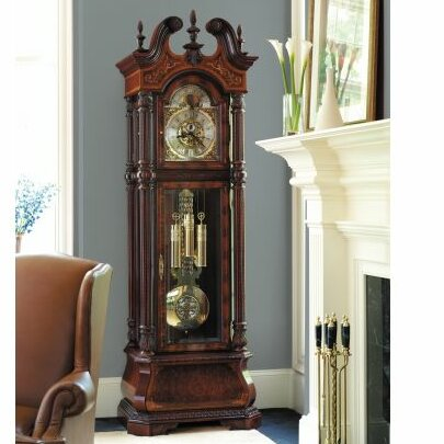 Jh Miller 94.5 Grandfather Clock by Howard Miller®