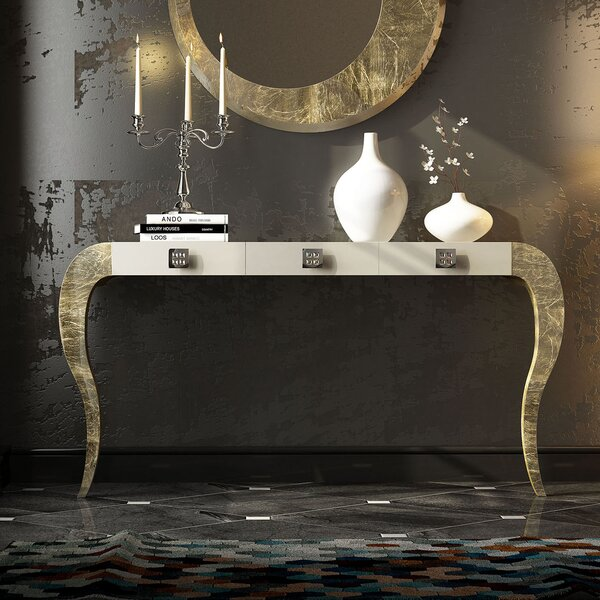 Rosdorf Park Console Tables With Storage