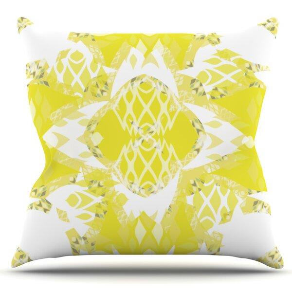 Citrus Spritz by Miranda Mol Outdoor Throw Pillow by East Urban Home