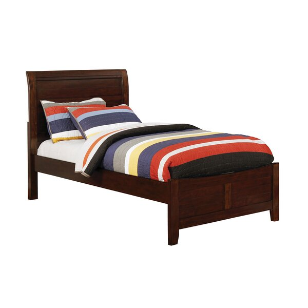 Middlebury Kids Panel Bed by Harriet Bee