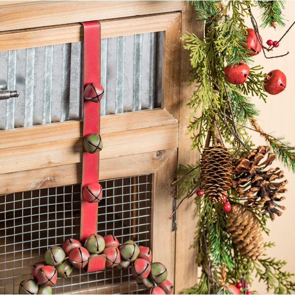 Bell Wreath Hanger (Set of 3) by The Holiday Aisle