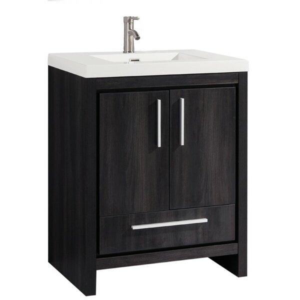 Peiffer Modern 30 Single Bathroom Vanity Set by Orren Ellis