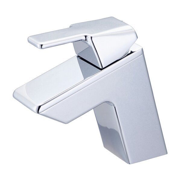 Lavatory Single Hole Handle Bathroom Faucet With Drain Assembly By Olympia Faucets