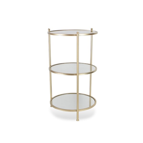 Fancher 3 Legs End Table by Astoria Grand Astoria Grand