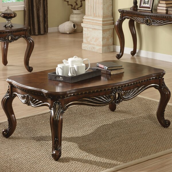 Wellington Coffee Table by Astoria Grand