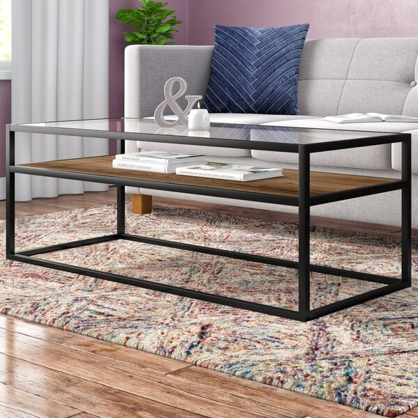 Howa Frame Coffee Table By Wrought Studio