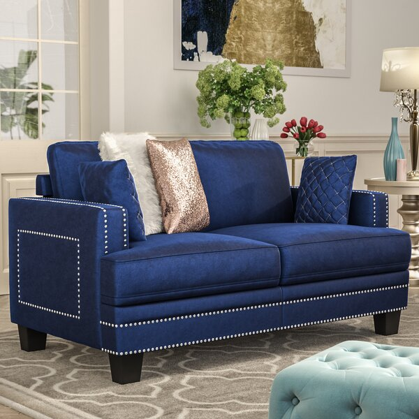 Dia Loveseat by Willa Arlo Interiors