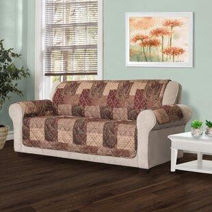 T-Cushion Sofa Slipcover