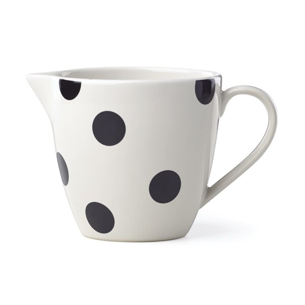 All in Good Taste Deco Dot Gravy by kate spade new york