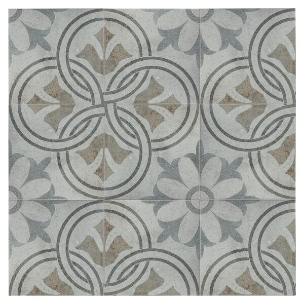 Ardisana Perla 13.13 x 13.13 Ceramic Field Tile in Valencia by EliteTile