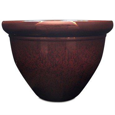 Listo Pizzazz Pottery Resin Pot Planter by BFG Supply Co.