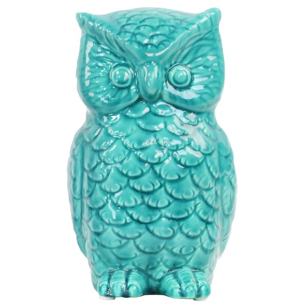 Owl Figurine by Urban Trends