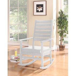 Singleton Rocking Chair August Grove