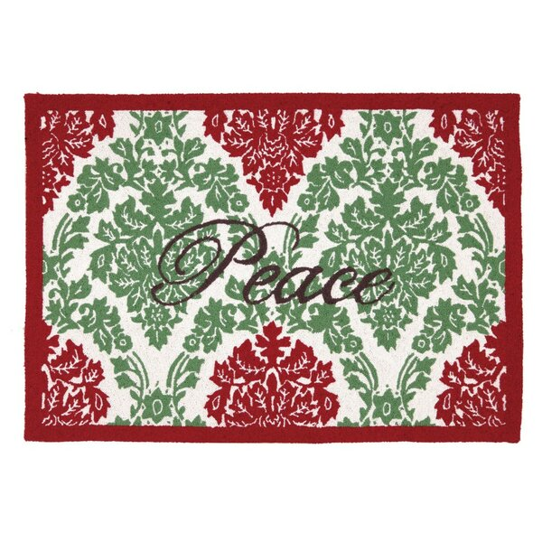 Peace Rug by Peking Handicraft