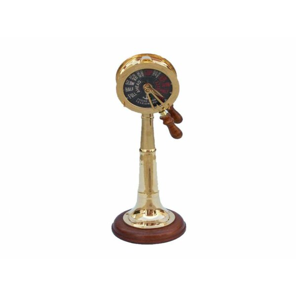 Decorative Titanic Engine Room Telegraph by Handcr