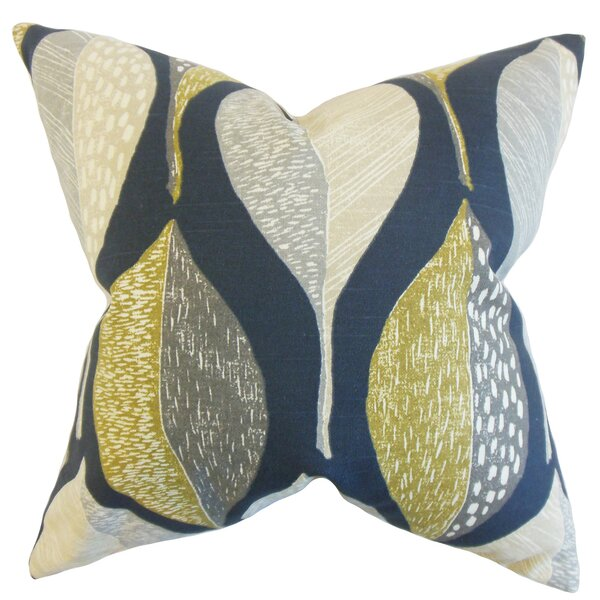 Rodolfo Geometric Floor Pillow by Corrigan Studio
