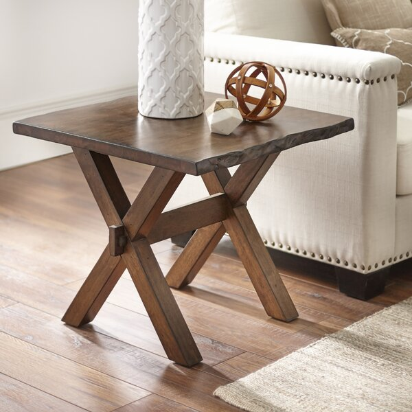 Tiggs End Table By Millwood Pines