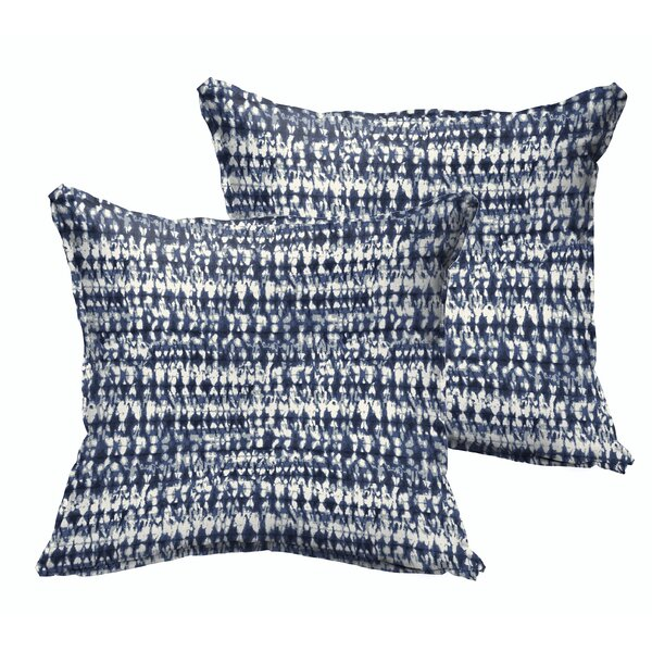 Costin Outdoor Throw Pillow (Set of 2) by Brayden Studio