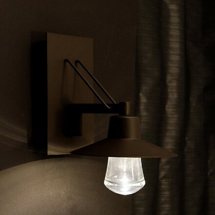 Suspense LED Outdoor Spotlight by Modern Forms