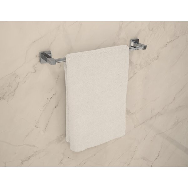 Duro 24 Wall Mounted Towel Bar by Symmons