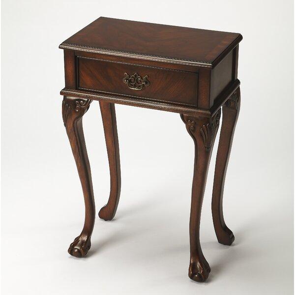 Backsten End Table by Astoria Grand Astoria Grand
