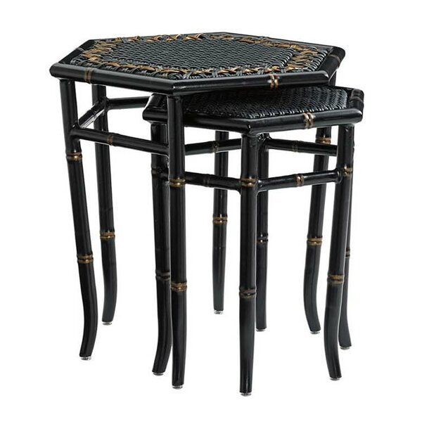 Marimba 2 Piece Side Table Set by Tommy Bahama Outdoor