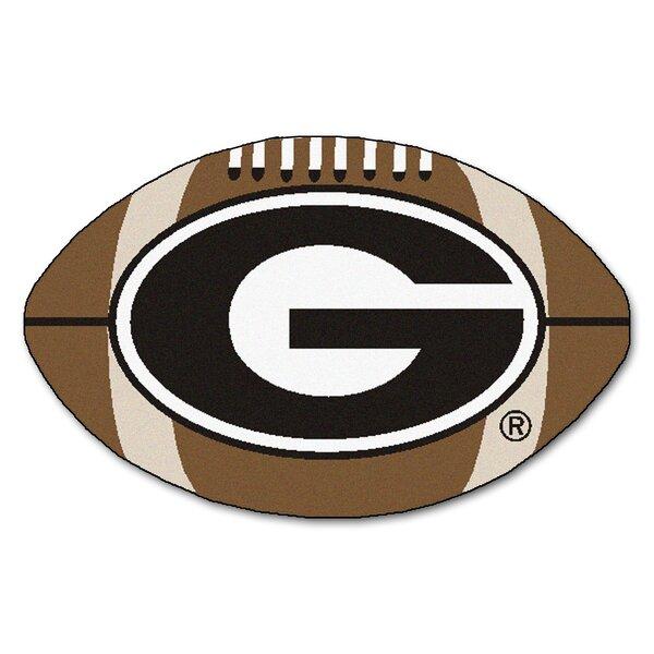 NCAA University of Georgia Football Mat by FANMATS
