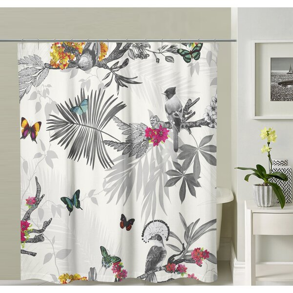 Bookout Shower Curtain by East Urban Home