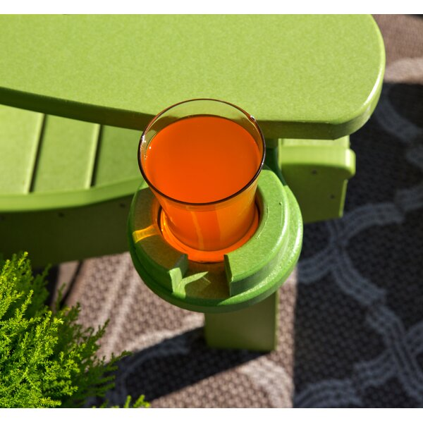 Kellett Poly Deluxe Cup Holder by Bayou Breeze