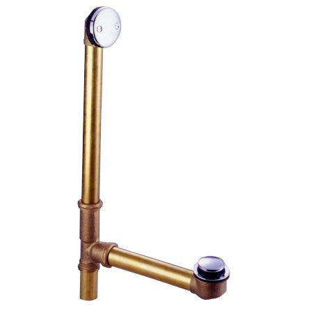 1.5 Leg Tub Drain With Overflow by Elements of Design